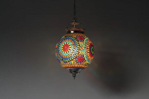 Mosaiklampe Alwan
