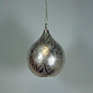 erhalten Oriental Lampe Mes M