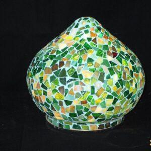 Mosaik Lampe Zwiebel v2