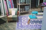 Kunststoff Outdoor Teppich