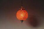 Mosaik Lampe Ahmar