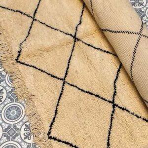 Marokkanische Beni Ouarain Berber Teppich Faiza
