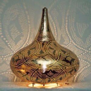 Oriental Stehleuchte Yair XL Gold Produkt