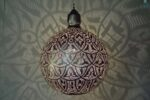 Oriental Lampe Alhambra XXXL Produkt