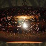 Oriental Lampe Sheherazade L Produkt