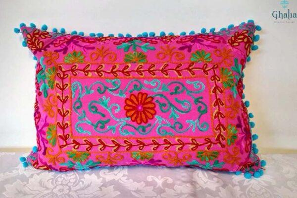 Oriental Kissen Damali Pink