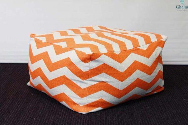 Oriental Pouf Orange kaufen