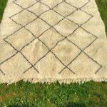 kaufen beste marokkanische Beni Ouarain Berber Teppich Anis